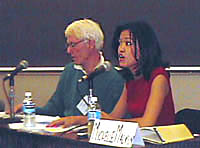 Mike McGarry, Michelle Malkin