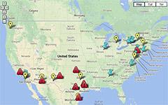 Where are Unaccompanied Alien Children being relocated?