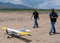 American Border Patrol UAV
